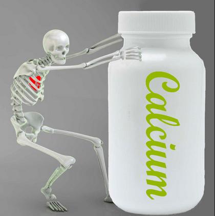 أهمية الكالسيوم للعظام
