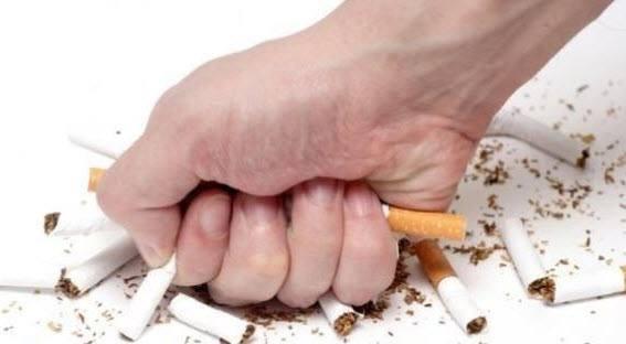 الاقلاع عن التدخين فورًا