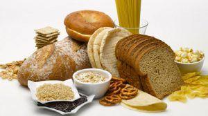 جدول السعرات الحرارية في الخبز والحبوب والمعكرونة