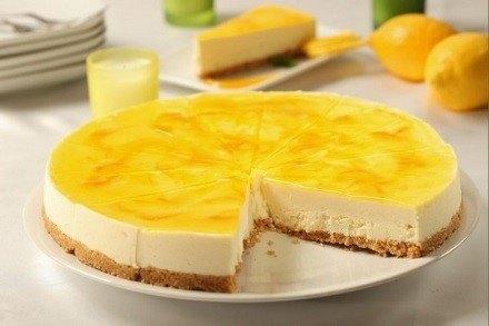 طريقة عمل تشيز كيك الليمون