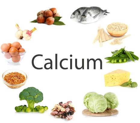عنصر الكالسيوم