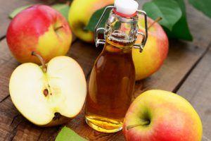 فوائد خل التفاح للشعر