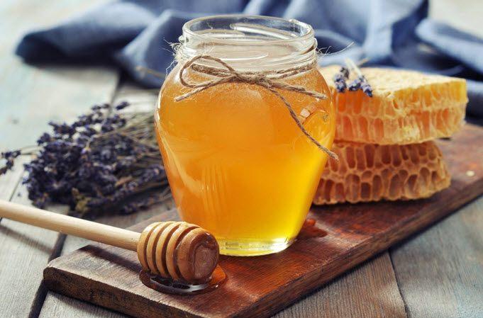 ماسك الأزر والعسل