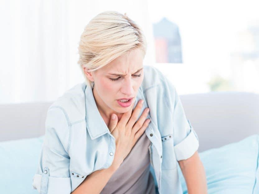 أسباب ضيق التنفس ووسائل علاجه الطبية والطبيعية