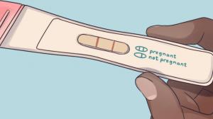 أعراض الحمل الأولى والمرحلة الأولى من الحمل