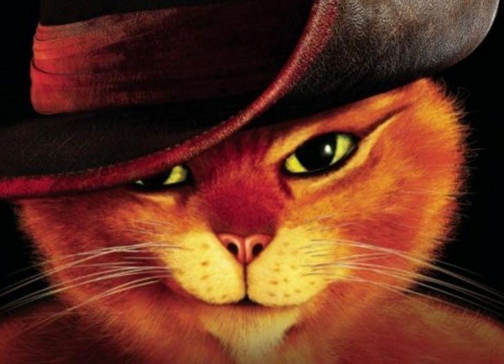 القط ذو الجزمة