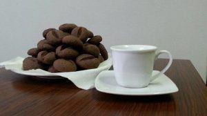 طريقة حلى قهوة سهل وسريع بسكويت حبة اللبن