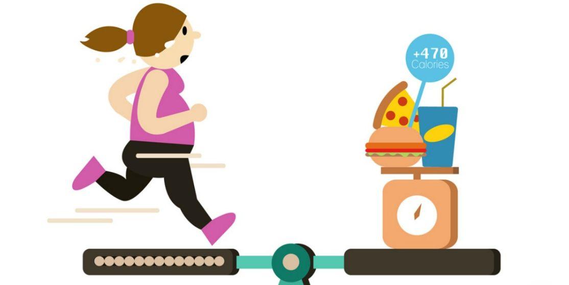 توازن السعرات الحرارية مع النشاطات الحياتية للحفاظ على الوزن