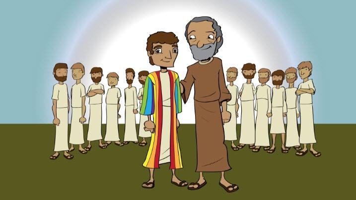 قصة سيدنا يوسف عليه السلام كاملة