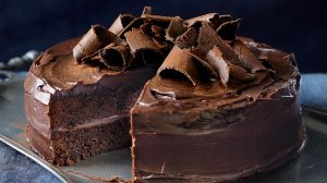 كيكة الشوكولاته