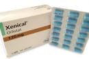 معلومات عن دواء زينيكال Xenical لإنقاص الوزن