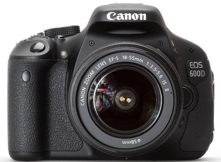 ميزات وعيوب كاميرا كانون Canon D600