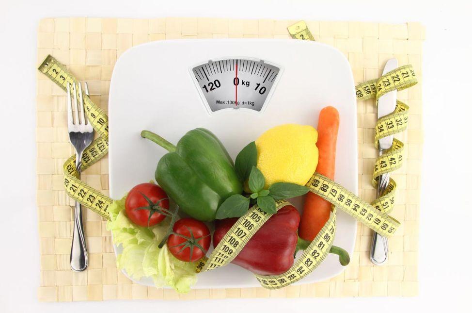 نظام السعرات الحرارية لانقاص الوزن