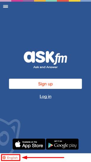 7 طريقة إنشاء حساب Ask.fm