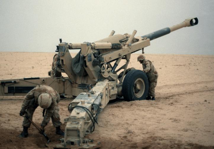 حرب الخليج الأولى (الحرب العراقية الإيرانية)