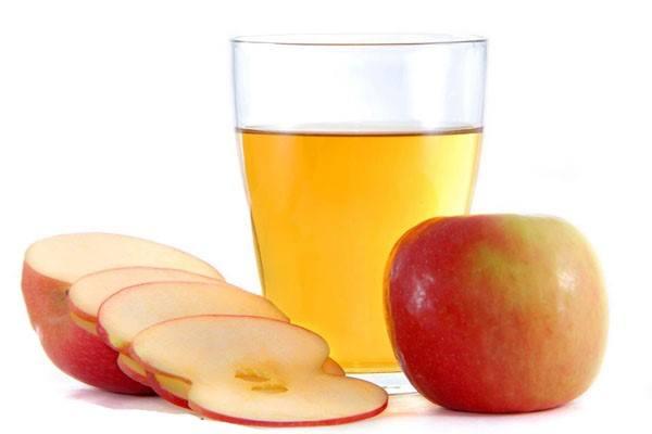 خل التفاح مع العسل