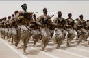 دليل أشكال وإشارات رتب عسكرية سعودية