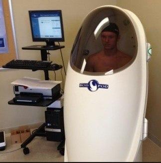 طريقة تخطيط التحجم لإزاحة كامل الجسم (ADP)