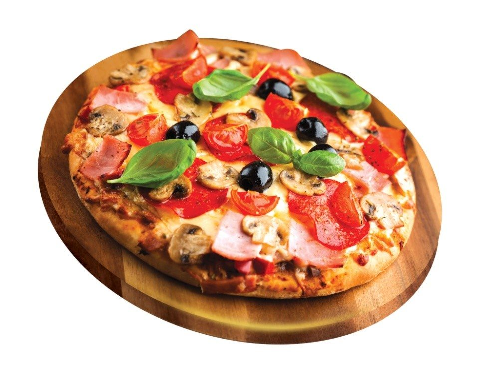طريقة عمل البيتزا بالعجينة الفرنسية