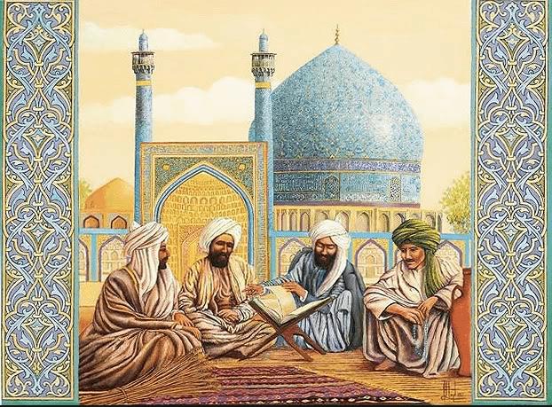 قائمة العلماء المسلمين وأشهر مؤلفاتهم