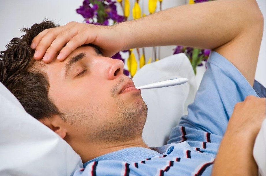 مضاعفات الإصابة بمرض التيفود