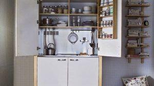 أفكار تصميم مطابخ صغيرة