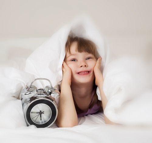 النوم باكرًا والاستيقاظ باكرًا