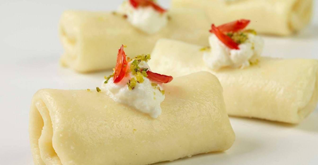حلاوة الجبن دون حشوة