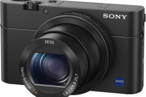 مواصفات وأسعار كاميرا Sony RX100 M4
