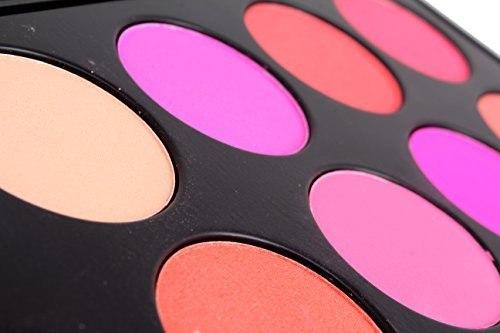 (blusher & blush) البلاشور والبلاش أو بودرة الخدود