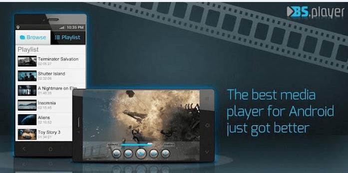تطبيق BSPlayer