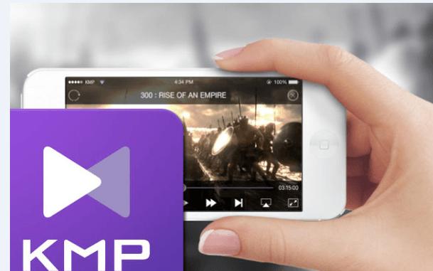 تطبيق KMPlayer