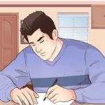 تفريغ الأفكار قبل النوم على ورقة