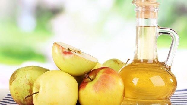علاج احتقان الأنف بدون أدوية خل التفاح