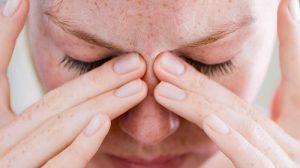 علاج احتقان الأنف بدون أدوية