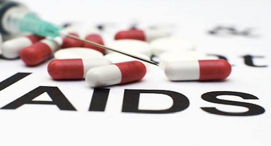 علاج الإيدز