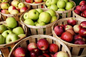 فوائد التفاح على الريق