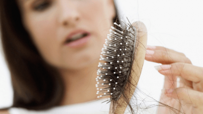 فيتامينات لوقف تساقط الشعر