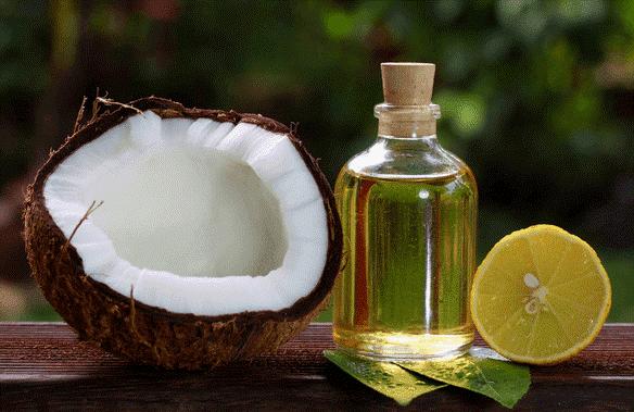 وصفة الليمون وزيت جوز الهند