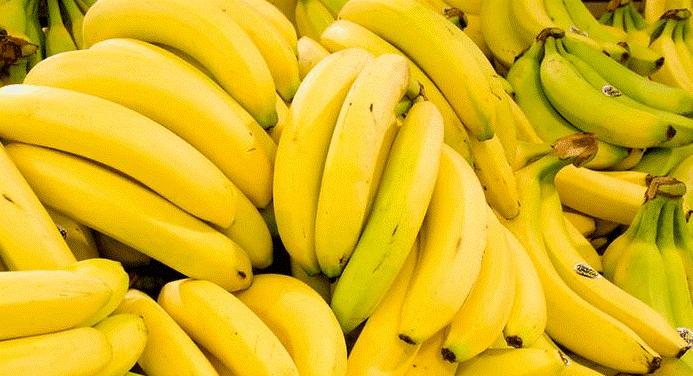 وصفة الموز وزيت جوز الهند