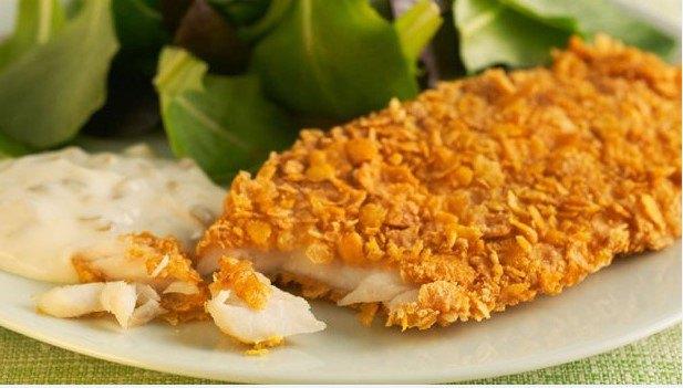 1 – وصفة الدجاج البانيه