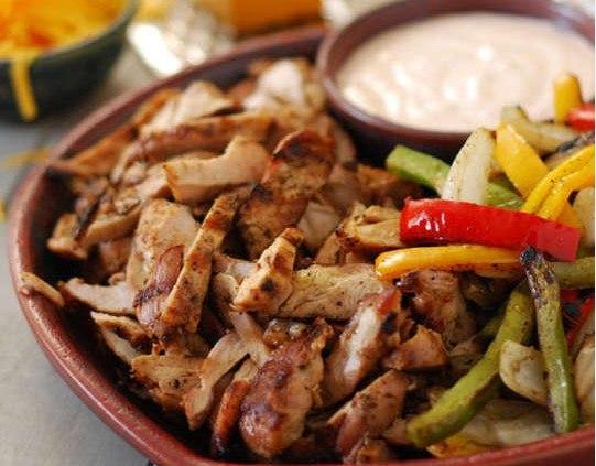 14 – وصفة فاهيتا الدجاج