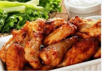 6 – وصفة صينية الدجاج بالزبادي.