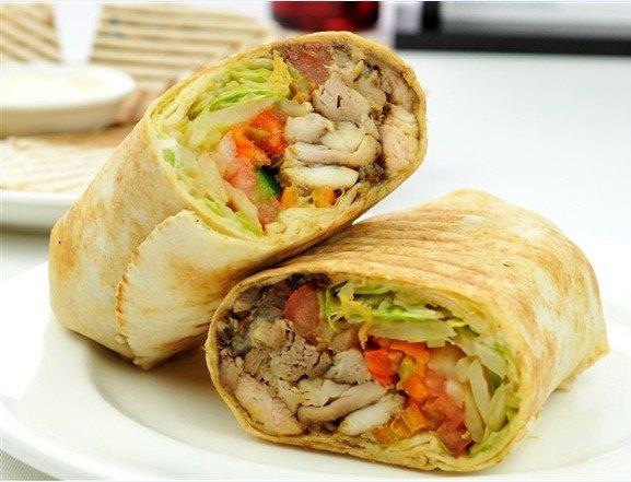 7 – وصفة شاورما الدجاج اللذيذة