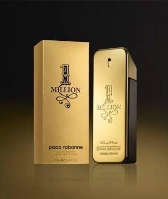 62dd56ae4 هذا العطر صادر عن دار Paco Rabanne الفرنسية المتخصصة في الموضة والأزياء،  ظهر العطر عام 2009 ضمن علبة زجاجية صفراء تحمل شكل سبيكة الذهب وحصل على  جائزة أفضل ...