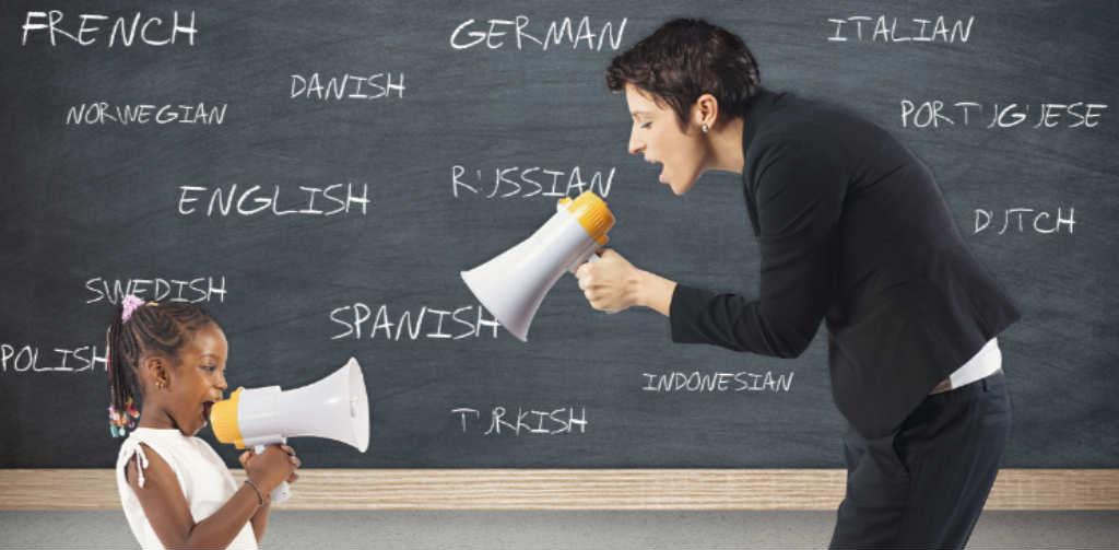 اشرح ما تعلمته من اللغة