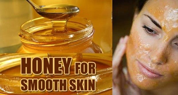 العسل للحصول على بشرة ناعمة