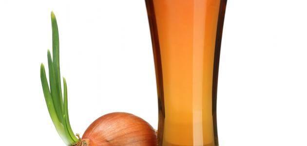 كيفية اعداد عصير البصل للشرب وفوائده