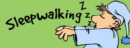 مشكلة المشي أثناء النوم .. أسبابه وأعراضه وطرق علاجه