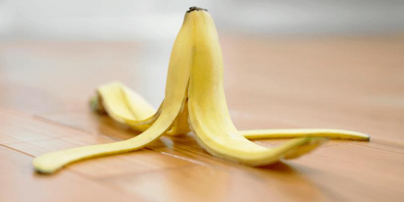 الفوائد الرائعة لقشر الموز